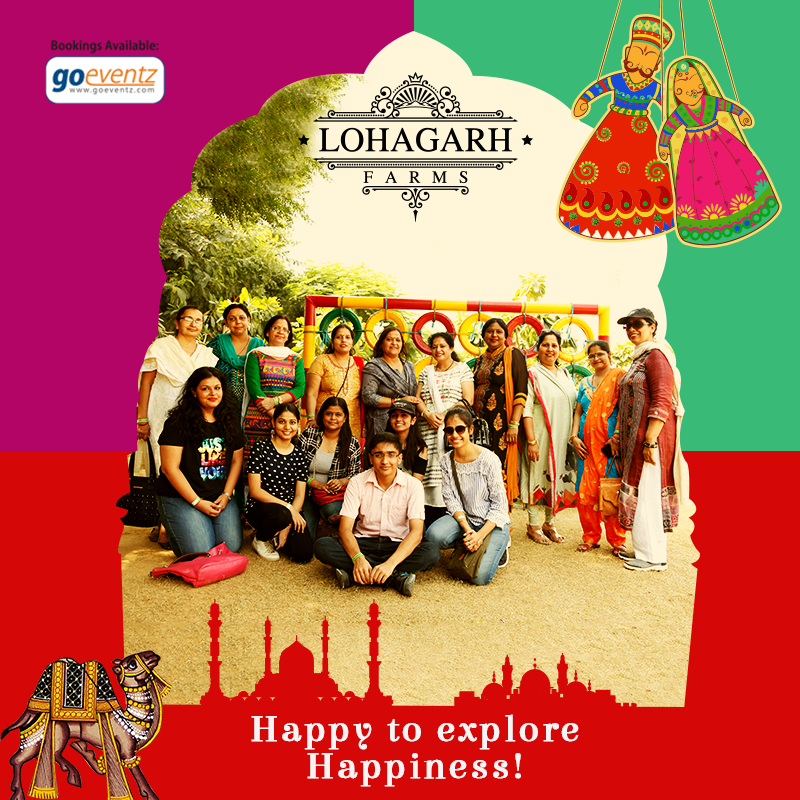 With the visit to the tourist places near Delhi NCR people can reminisce their childhood